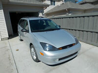 2003 Ford Focus SE Station Wagon LOW KM's!!!! Remote Start & GPS