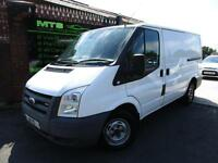 Ford TRANSIT 85 T260S FWD1 OWNER FROM NEW EX POLICE LOW MILES FSH