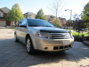 2009 Ford Taurus X Crossover