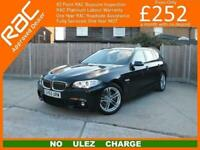 2016 BMW 5 Series 520d M Sport Touring Auto Touring Diesel Automatic