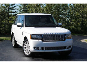 2012 Land Rover Range Rover Autobiography!