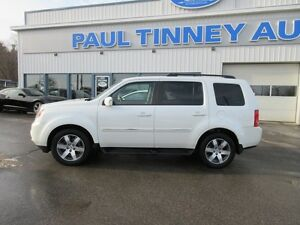 2012 Honda Pilot Touring 4WD 5-Spd AT with DVD Peterborough Peterborough Area image 10