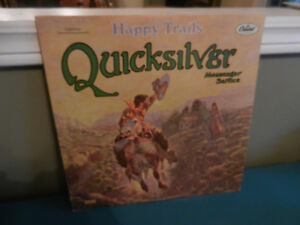Vinyl Record Quicksilver Messenger Service Psychedelic Happy T.