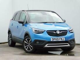 image for 2020 Vauxhall CROSSLAND X 1.2T [130] Elite 5dr [Start Stop] Hatchback Hatchback