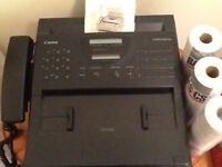 CANON FAXPHONE 50  like 3 machines in one, fax, phone and copier