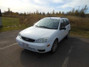 2007 Ford Focus ZXW SE Wagon - Need it gone by Christmas!