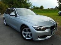 2015 BMW 3 Series 320d xDrive SE 5dr Step Auto [Business Media] Sat Nav! Full...
