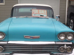 1958 Chevrolet Biscayne complete original car Reduced