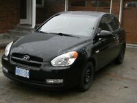 REDUCED 2008 Hyundai Accent GL w/Sport Pkg Hatchback