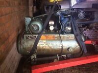 Ingersol Rand single phase air compressor