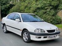 1998 Toyota Avensis 2.0 CDX 4dr saloon Petrol Automatic