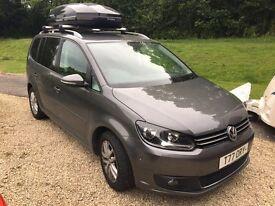 Volkswagen Touran 2.0 Tdi 140 2015 27k - 2k extras