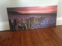 Large landscape Canvas photo print