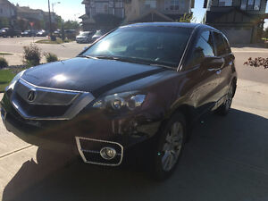 2011 Acura RDX Tech Pkg SUV, SH-Turbo, Fully-loaded, LOW KMs