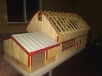 Small barn model