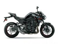 2020 Z900 super naked machine with some stunning updates.