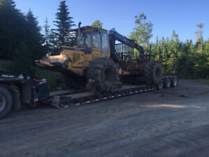 344 Fabtek Forwarder  For Sale