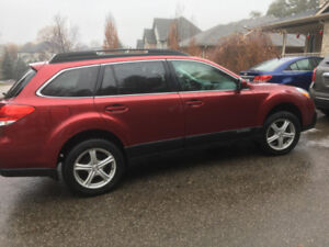 2014 SUBARU OUTBACK 3.6R SUV, WELL MAINTAINED, GREAT CONDITION