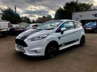 2015 Ford Fiesta 1.6 EcoBoost ST 3 3dr 995 DEPOSIT AND ONLY 199 A MONTH OPTIO...