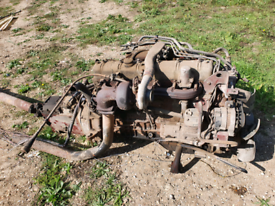 Renault midlam 1992 6 cylinder diesel engine 5.5 turbo manuel pump