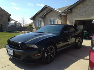 2014 Ford Mustang GT California Special Convertible