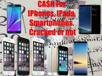 CA$H For IPhones, IPads, Smartphones, Tablets & Laptops Cracked or not
