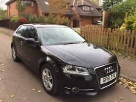 Audi A3 low miles full service history