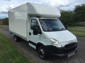 Iveco Daily 3.0TD 35C15 150bhp XLWB 3.5Tonne 16ft Luton Box Van Only 39187 Miles