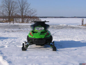 Mint Arctic Cat ZR 600 EFI