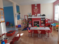 Daycare Centre in Downtown