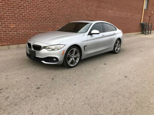 2015 BMW 4-Series 428i xDrive Sedan Certified , No Accident