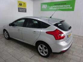 SILVER FORD FOCUS 1.6 ZETEC ECONETIC TDCI ***FROM £140 PER MONTH***