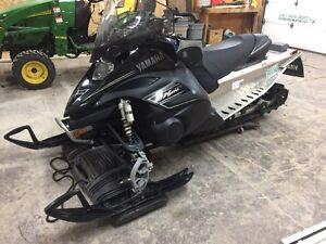 """2010 Yamaha Nytro X-TX 144"""""""
