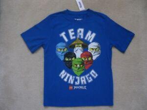 Lego Ninjago T-Shirt (Brand New With Tag)