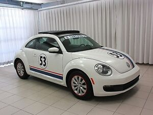 2013 Volkswagen Beetle VW CERTIFIED! 2.5L Comfortline! 5-Speed!