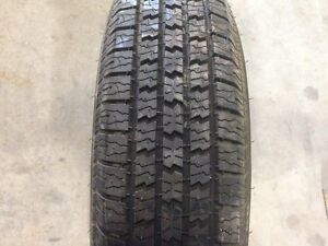 NEW P185/80R13 RADIAL TIRE