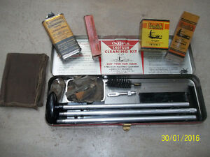 Vintage Outers Shotgun Cleaning Kit No. 478 Rod,Brushes and Case Kitchener / Waterloo Kitchener Area image 1