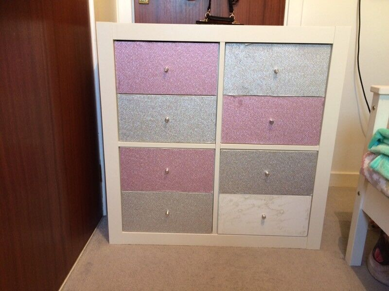 Ikea unit with drawers