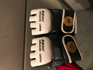 Fight Monkey GEL ufc/boxing gloves