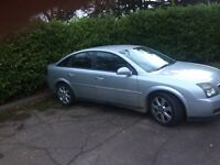 Vauxhall vectra 1.8 53plate spares or repairs