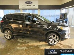 2017 Ford Escape Titanium   - $221.50 B/W