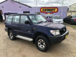 WRECKING 1997 TOYOTA PRADO V6 3.4L AUTOMATIC North St Marys Penrith Area Preview
