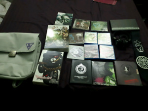 Danganronpa collection all four games and lots of goodies