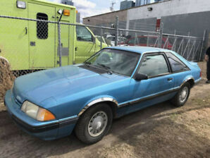 1991 Ford Mustang / Comes with Insurance Certificate