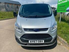 2017 Ford Transit Custom 2.0 TDCi 270 Trend L1 H1 5dr Panel Van Diesel Manual