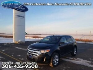 2013 Ford Edge Limited  Fully Loaded!