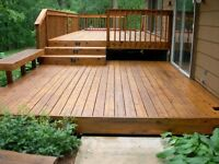 DECK BUILDER - Build a deck or patio or porch FAST & SAVE