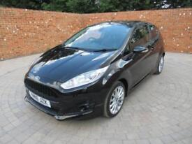FORD FIESTA 1.5 TDCI SPORT SWB AIR CON ALLOYS CRUISE CONTROL