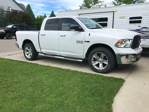 2014 Dodge Power Ram 1500 SLT Pickup Truck