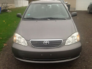2006 Toyota Corolla Sedan - SAFETY CERTIFIED